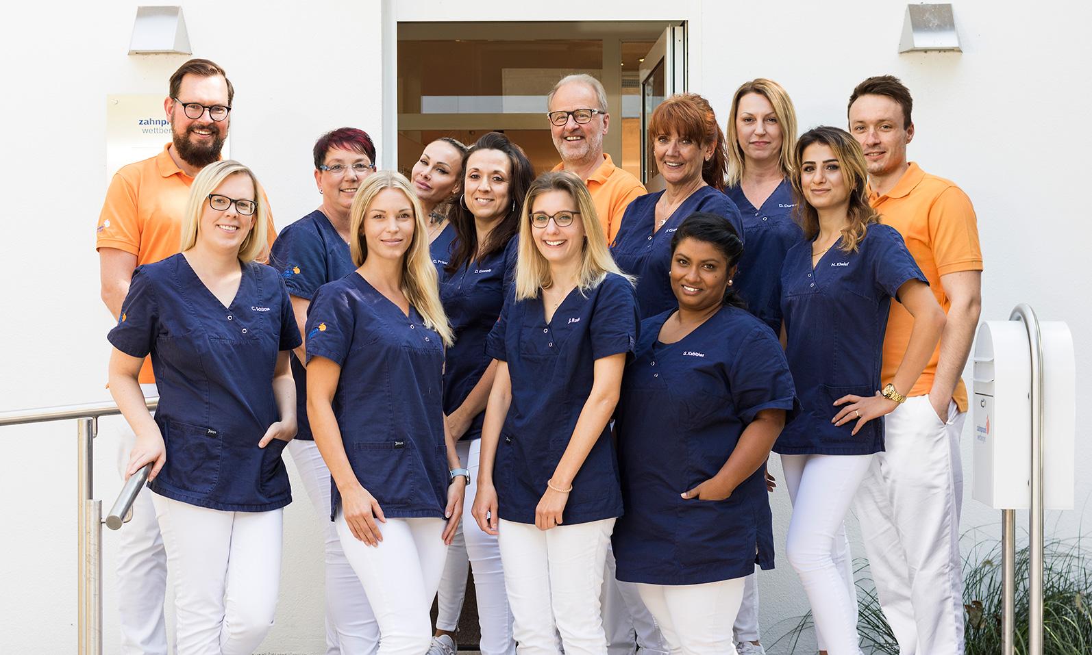 Wir freuen uns auf ein Wiedersehen in unserer Zahnpraxis Wettbergen.